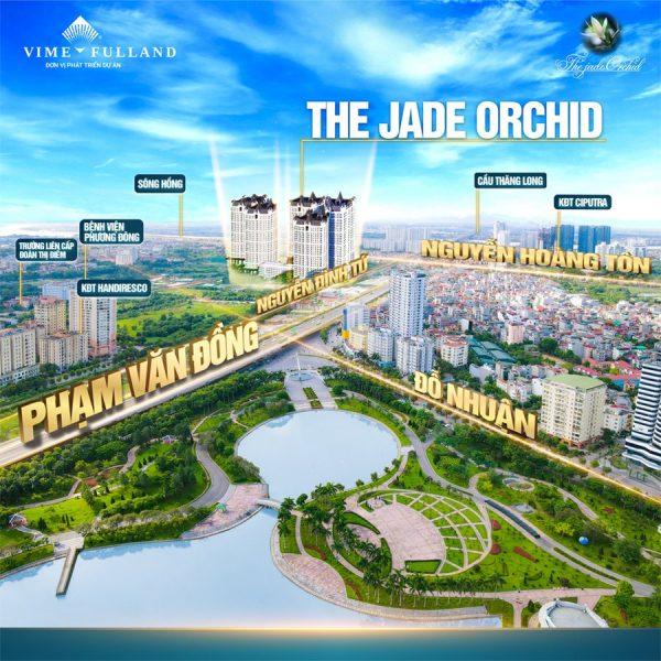 Căn hộ The Jade Orchid